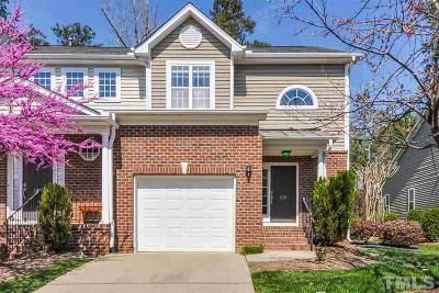 Holly Springs Townhouse Pending: 135 Florians Drive