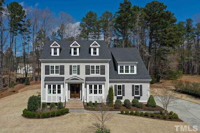 Raleigh Single Family Home Contingent: 1120 Swallow Falls Lane