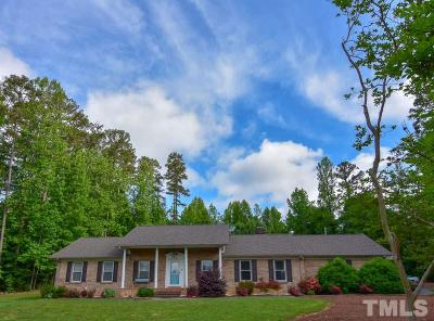 Timberlake Single Family Home For Sale: 1001 Victor Chandler Road