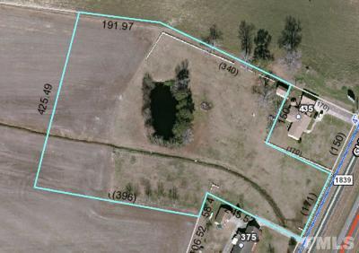 Dunn Residential Lots & Land For Sale: Glen Eagle Road