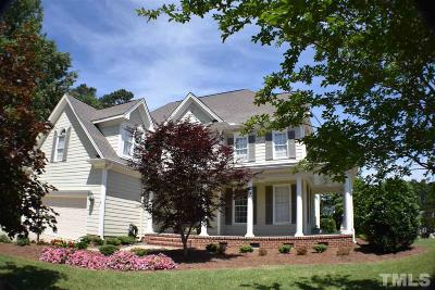 Cary Single Family Home Contingent: 601 Nantucket Drive