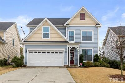Knightdale Single Family Home For Sale: 4709 Smarty Jones Drive