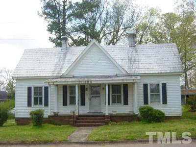 Granville County Single Family Home For Sale: 205 Beauty Street
