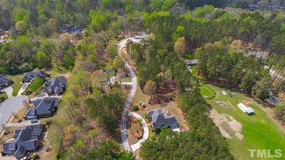 Garner Single Family Home For Sale: 1 Thompson Road