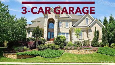 Raleigh Single Family Home For Sale: 12300 Richmond Run Drive