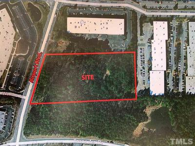 Wake County Commercial Lots & Land For Sale: 716 Airport Boulevard