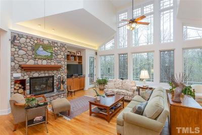 Chatham County Single Family Home For Sale: 560 Valley Lane