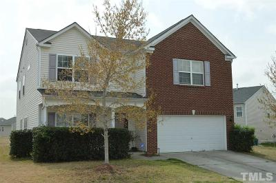 Durham Single Family Home Pending: 4815 Swanns Mill Drive