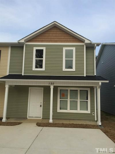 Johnston County Rental For Rent: 120 Temple Street