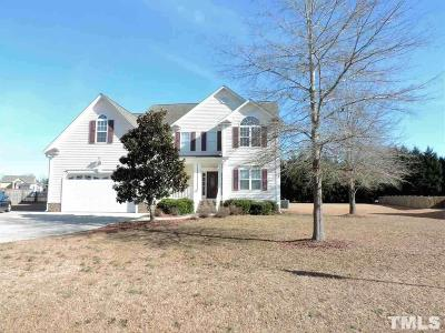 Johnston County Rental For Rent: 196 Boone Trail