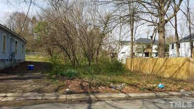 Durham County Residential Lots & Land For Sale: 513 Gray Avenue