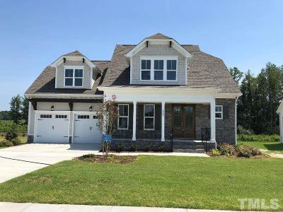 Wake Forest Single Family Home For Sale: 1545 Sweetclover Drive