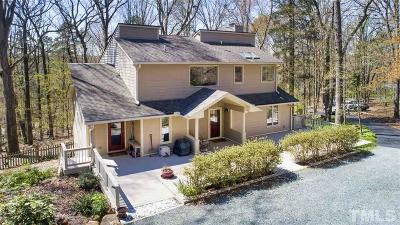 Chapel Hill Single Family Home For Sale: 3001 Jones Ferry Road