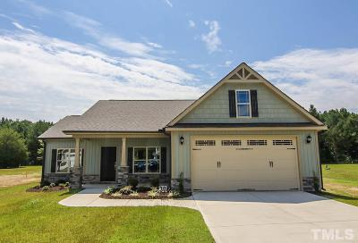 Johnston County Single Family Home For Sale: 73 Fallingbrook Drive