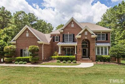 Wake Forest Single Family Home For Sale: 7713 Moondance Court