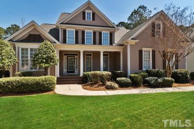 Fuquay Varina Single Family Home For Sale: 5704 Creekfall Lane