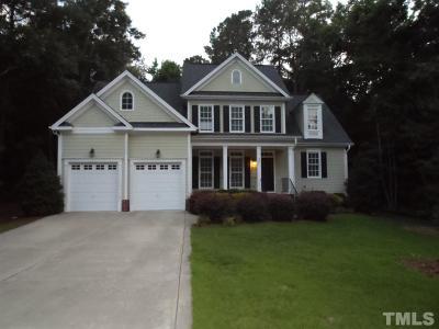 Johnston County Rental For Rent: 381 Carolina Oaks Avenue