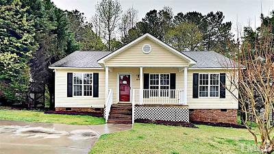 Clayton Single Family Home Contingent: 1237 Woodbriar Street