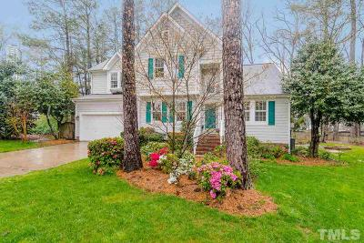Morrisville Single Family Home For Sale: 105 Guldahl Court