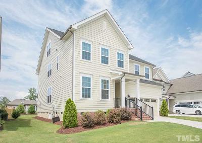 Holly Springs Single Family Home For Sale: 117 King Oak Street