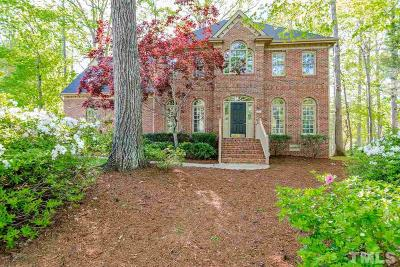 Holly Springs Single Family Home For Sale: 4808 Salem Ridge Road