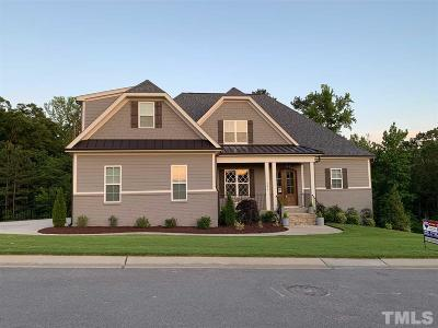 Holly Springs Single Family Home For Sale: 5236 Burcliff Place