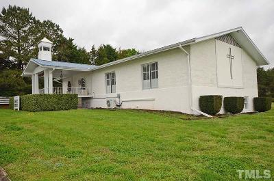 Durham County Commercial For Sale: 9602 Roxboro Road
