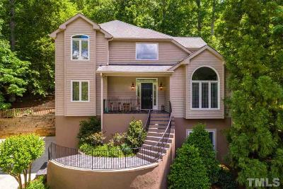 Chapel Hill Single Family Home For Sale: 112 Rhododendron Court
