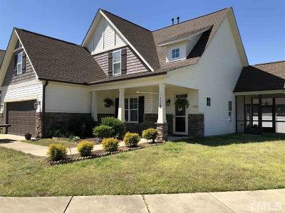 Fuquay Varina Single Family Home For Sale: 850 New Charleston Drive