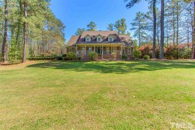 Sanford NC Single Family Home For Sale: $595,000