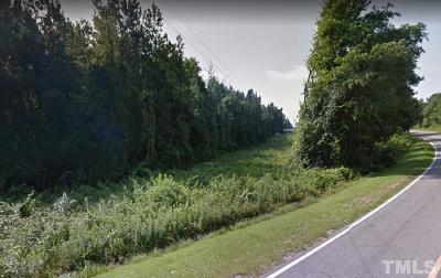 Harnett County Residential Lots & Land For Sale: Peach Farm Road