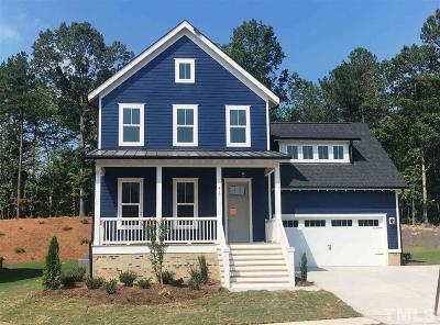 Holly Springs Single Family Home Pending: 417 Ancient Oaks Drive