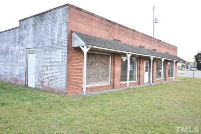 Johnston County Commercial For Sale: 400 Brightleaf Boulevard