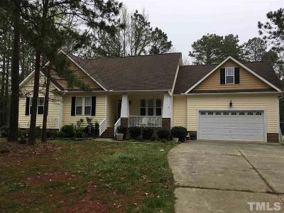 Granville County Single Family Home For Sale: 3611 Larkspur Drive