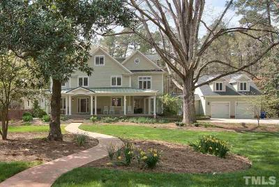 Chapel Hill Single Family Home For Sale: 908 Greenwood Road