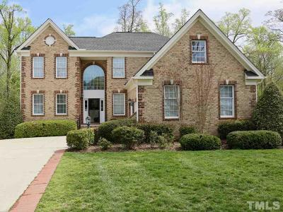 Raleigh Single Family Home Pending: 11721 Broadfield Court
