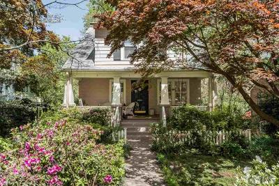 Single Family Home For Sale: 2303 Byrd Street