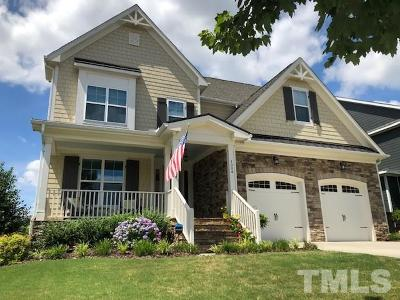 Wake Forest Single Family Home For Sale: 1004 Woodland Grove Way