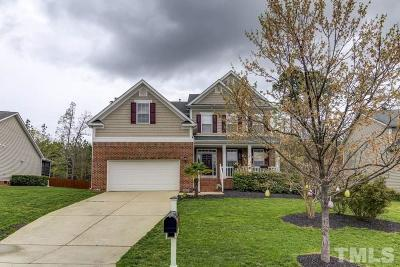 Holly Springs Single Family Home For Sale: 108 Magnolia Meadow Way