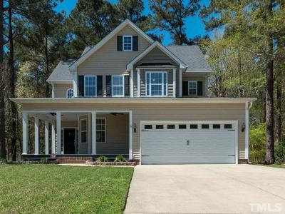 Smithfield Single Family Home For Sale: 113 Hawks Nest Circle