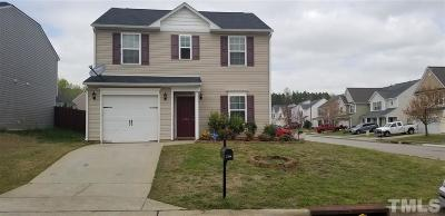 Raleigh Single Family Home Pending: 2704 Manthorp Terrace