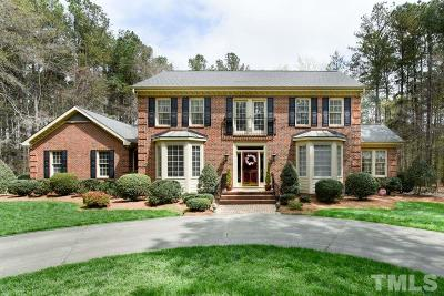 Chapel Hill Single Family Home For Sale: 113 Nottingham Drive