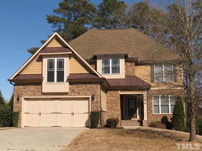 Cary Single Family Home For Sale: 818 Blackmar Street