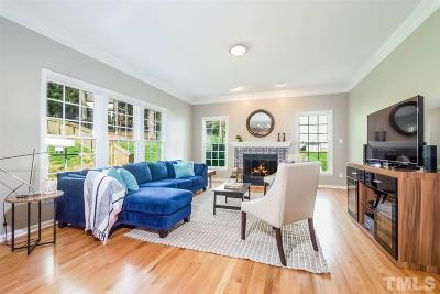 Chapel Hill Single Family Home Contingent: 104 Garden Gate Drive