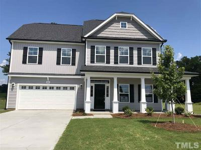 Clayton Single Family Home For Sale: 205 Scarlet Maple Court #151