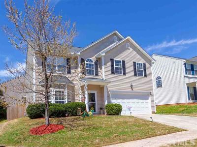 Wake Forest Single Family Home For Sale: 713 Stackhurst Way