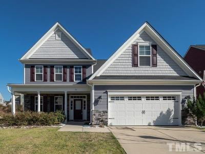 Clayton Single Family Home For Sale: 70 Sardinia Lane