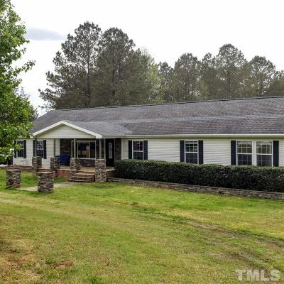 Youngsville Single Family Home Pending: 113 Marilou Lane