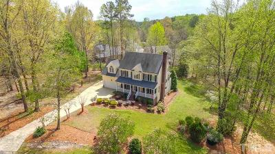 Garner Single Family Home For Sale: 721 Thompson Road