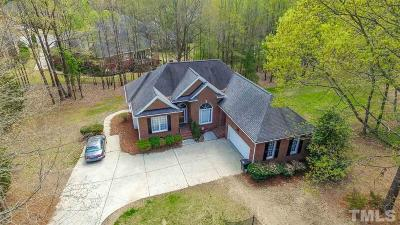 Garner Single Family Home For Sale: 715 Thompson Road